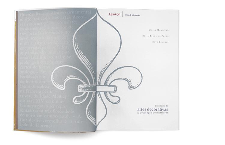 Dicionario de Artes Decorativas e Decoração de Interiores