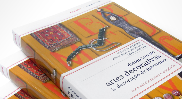 Dicionário de Artes Decorativas e Decoração de Interiores