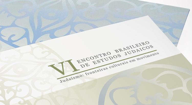 VI Encontro Brasileiro de Estudos Judaicos