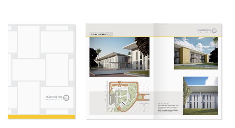 Papelaria Francisco Hue Arquitetura