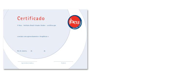 Certificado Ibeu