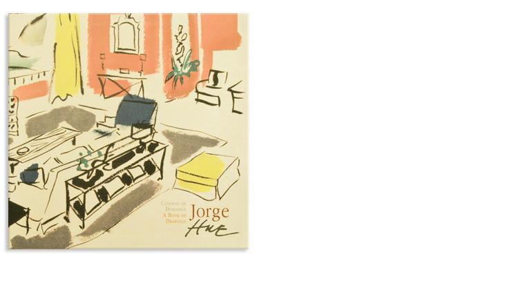 Caderno de Desenhos Jorge Hue