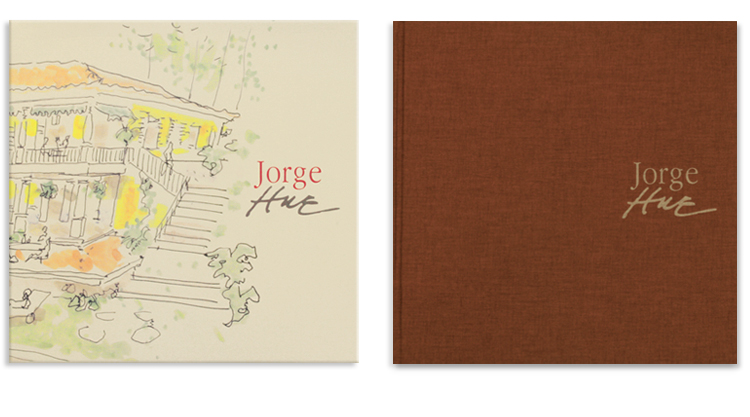 Livro Jorge Hue