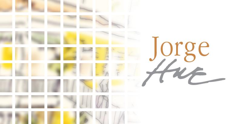 Hotsite Jorge Hue