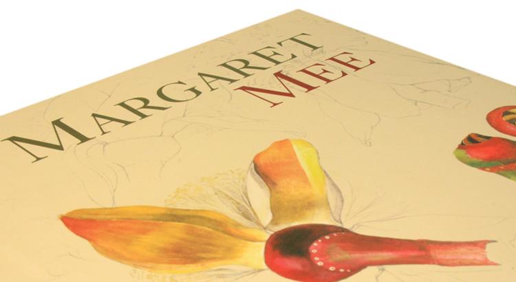Detalhe livro Margaret Mee