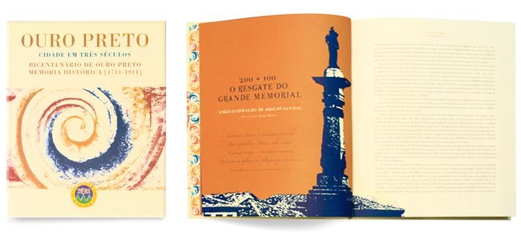 Livro Ouro Preto cidade em três séculos