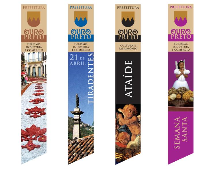 Banners Ouro Preto
