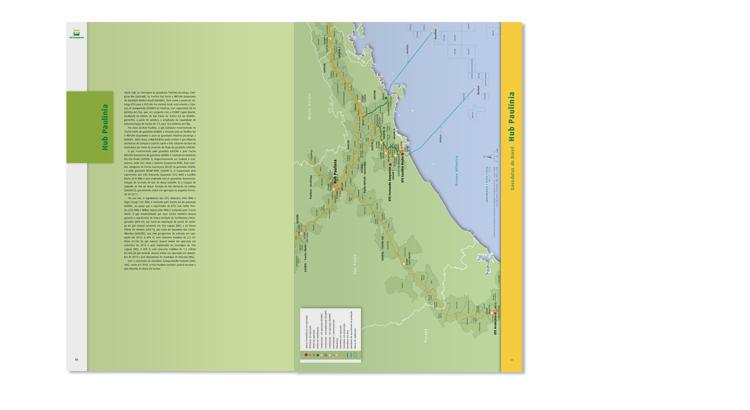 Atlas da Integração do Setor de Gás Natural ao Sistema Elétrico Brasileiro