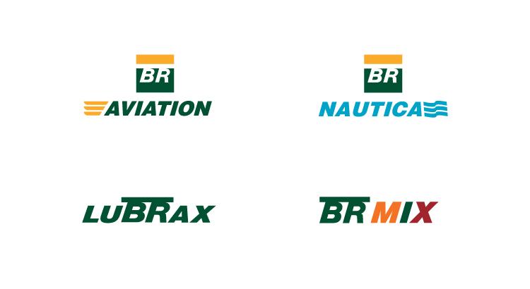 Marcas e logotipos do Sistema