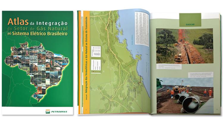 Atlas da Integraçao do Setor de Gás Natural ao Sistema Elétrico Brasileiro