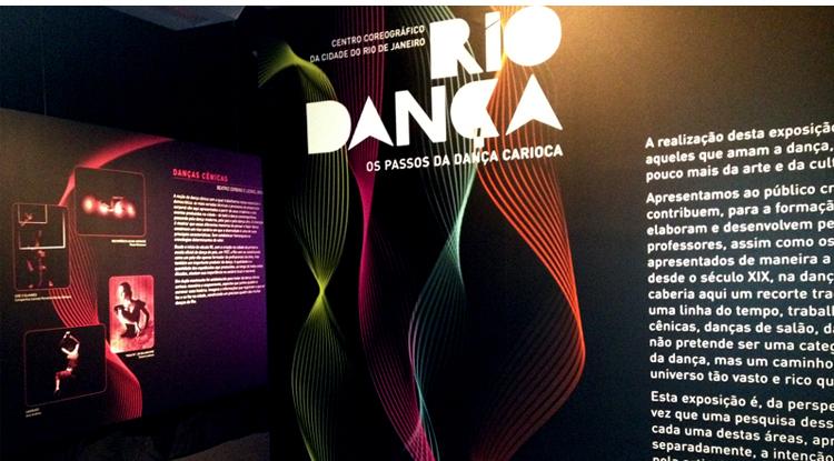 Exposição Rio Dança