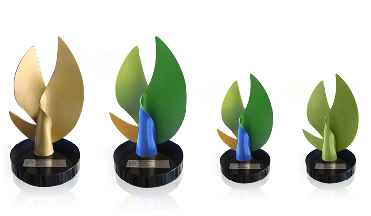 Troféu Prêmio Top Gas   Petrobras
